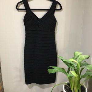 Dresses & Skirts - Black mini dress size small